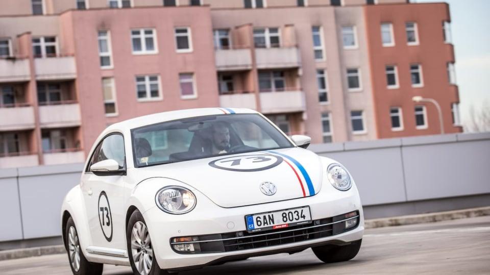 Volkswagen Beetle 1.2 TSI jízda 5
