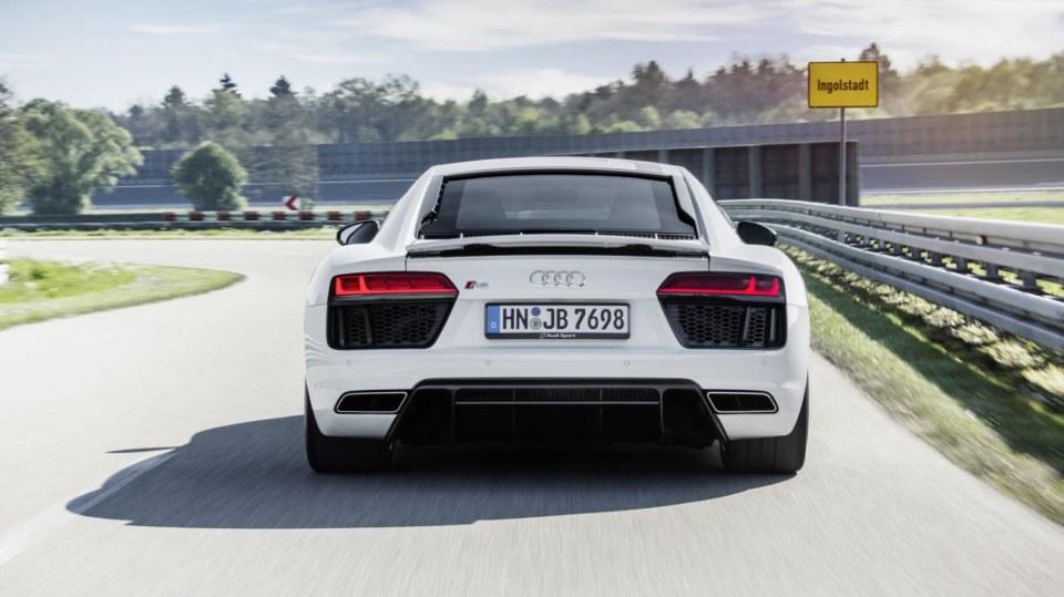 Audi R8 V10 RWS 17