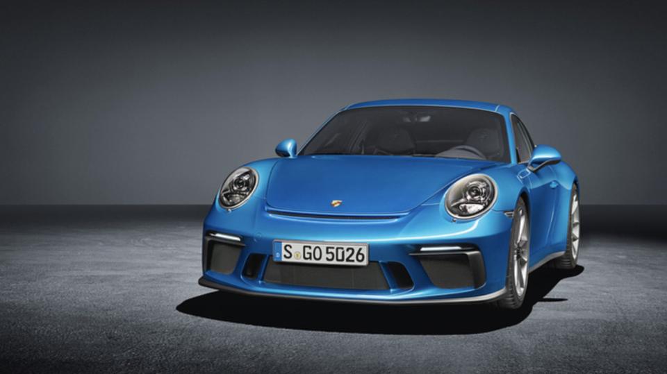 Porsche 911 GT3 Touring 4