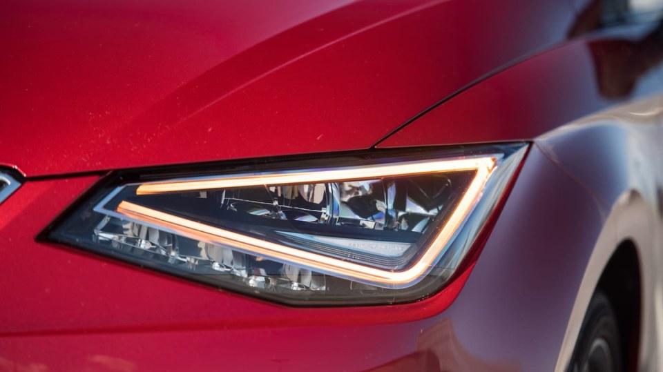 SEAT Ibiza FR 1.0 TSI exteriér 3