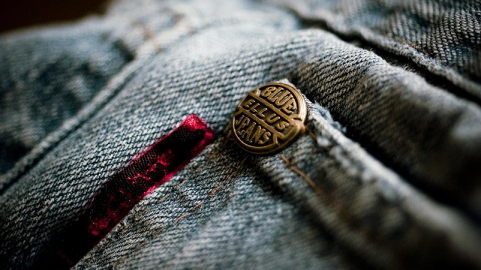 jeansy dobyly svět