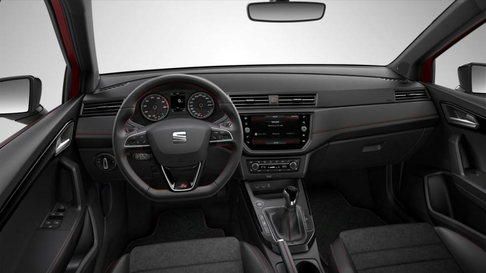 Nejmenší koncernové SUV, SEAT Arona 11