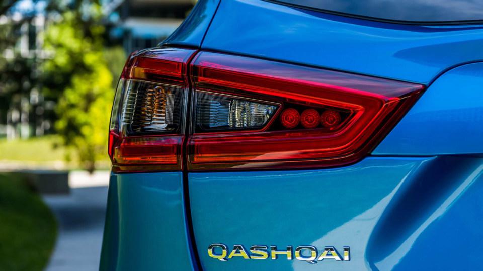Nissan vylepšil interiér Qashqaie. 13