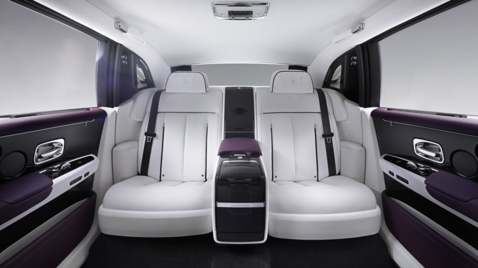 Rolls-Royce Phantom 2018 20