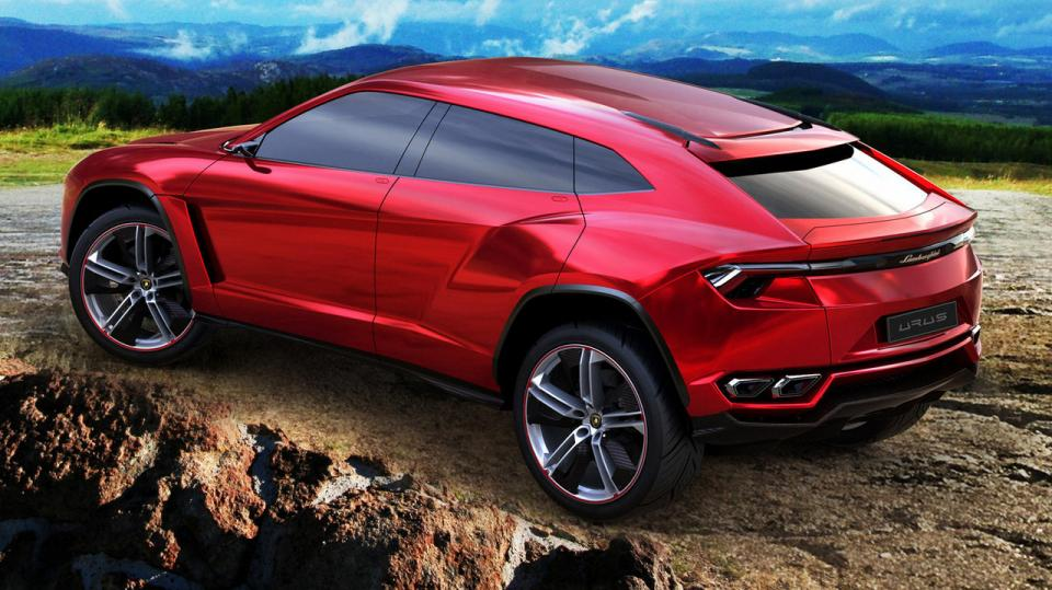 Lamborghini Urus má zaujmout ženy - Obrázek 25