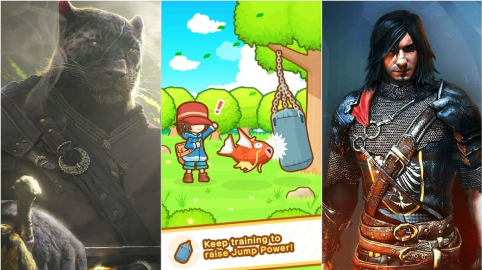Objevte svět mobilních her