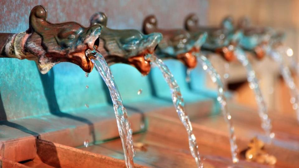 Zásoby vody nejsou nekonečné!