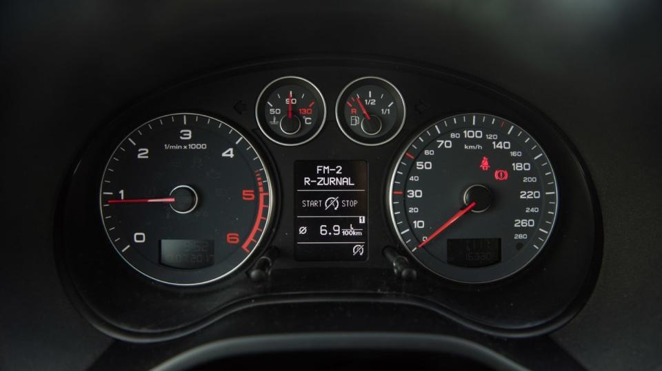Audi A3 vypadá dobře i po šesti letech a 160 000 kilometrů. 11