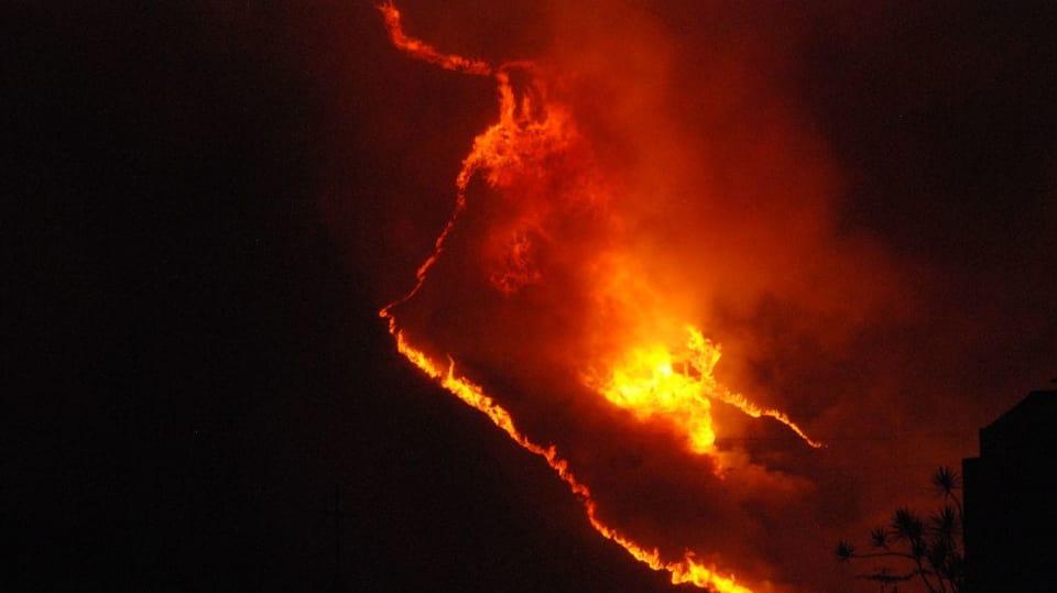 Venezuelský požár