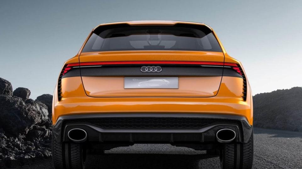 Koncept Audi Q8. 6
