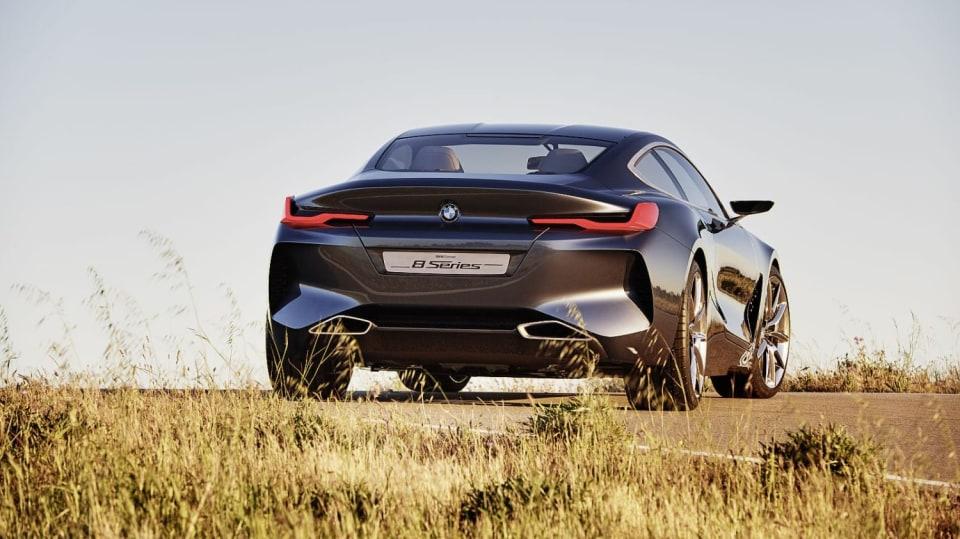 BMW Concept řady 8 7