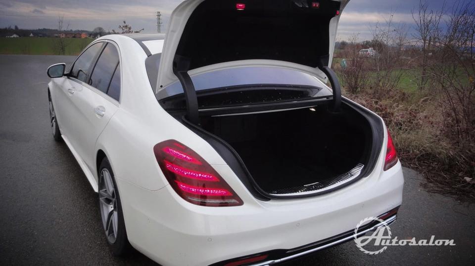 Mercedes S 400d 9
