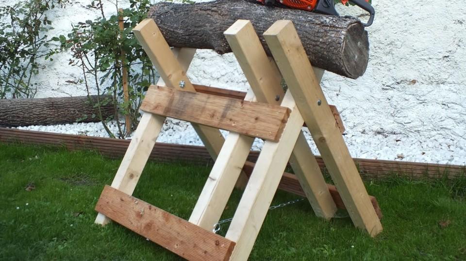 Koza na dřevo 10