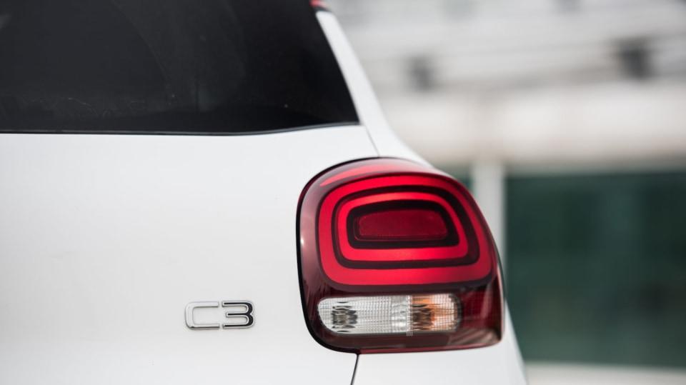 Citroën C3 1.2 PureTech exteriér 9