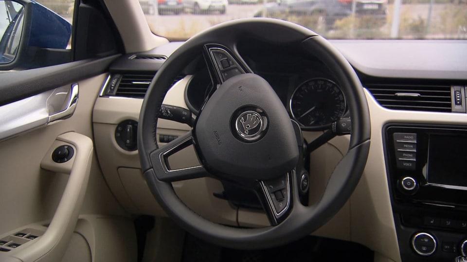 Škoda Octavia III. generace 11