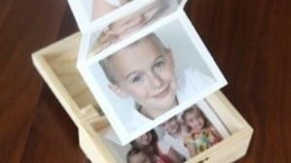 Vánoční dárek s duší: box vzpomínek
