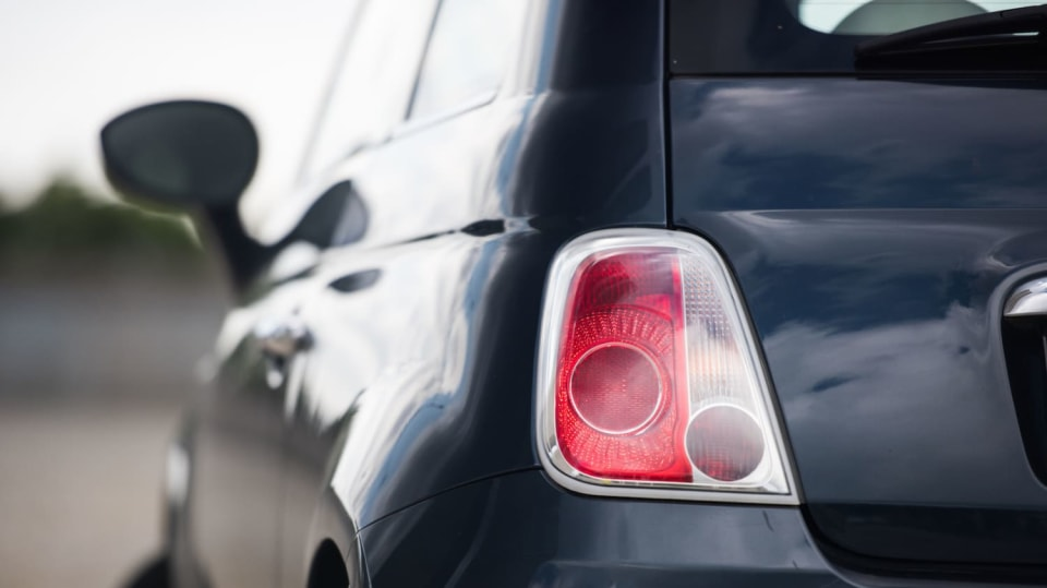 Fiat 500 1.4 16v exteriér 2