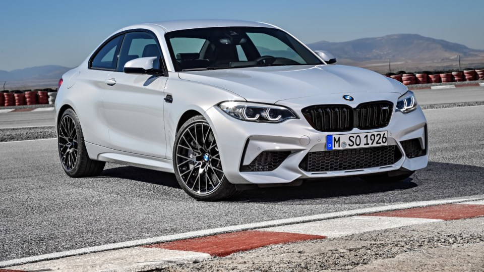 BMW M2 Competition 6