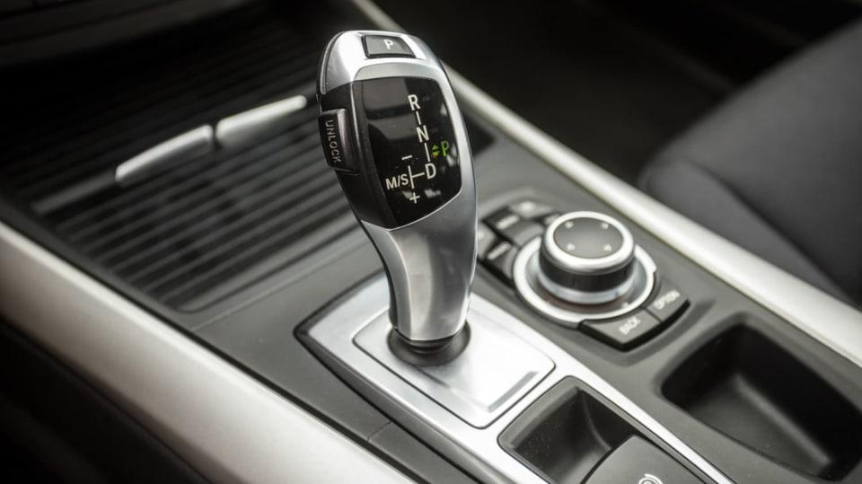 BMW X5 xDríve30d interiér 6