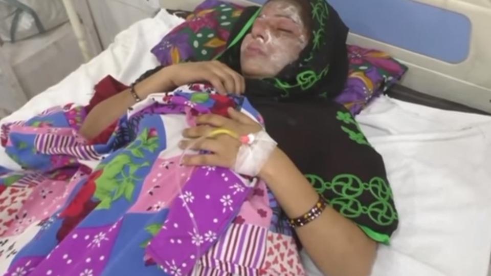 Muž napadl ženu, protože mu neporodila chlapečka
