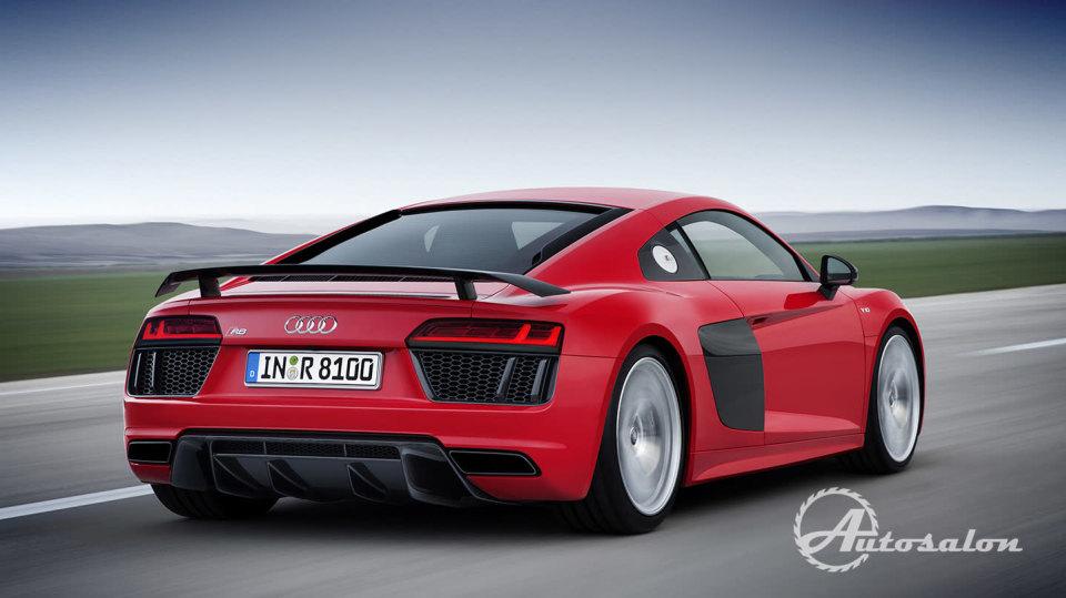 Audi R8 V10 Plus 30