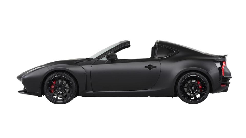 Hybridní sporťák Toyota GR HV Sports Concept. 3