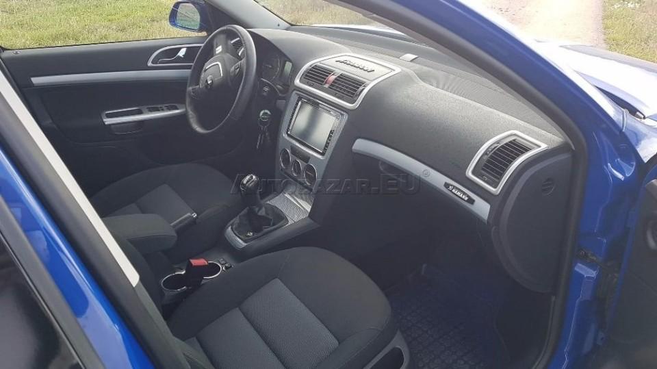 Tuningová Škoda Octavia ze Slovenska 2