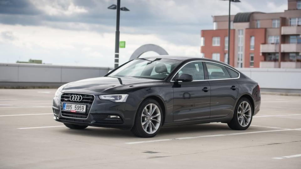 Audi A5 Sportback 2.0 TDI exteriér 2