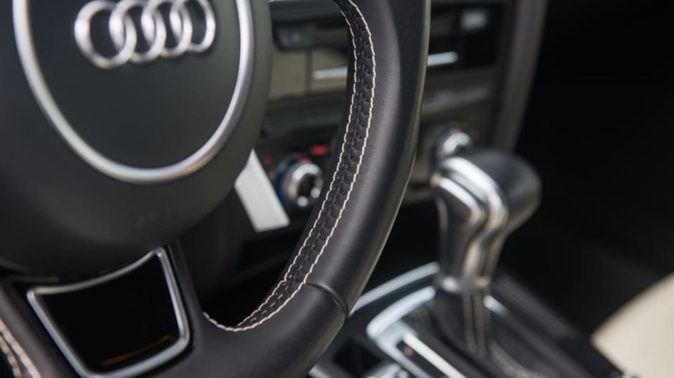 Audi A5 Sportback 2.0 TDI interiér 4