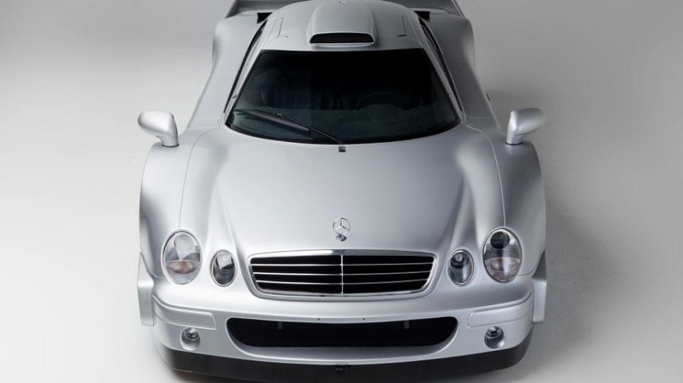 Mercedes-Benz AMG CLK GTR 5