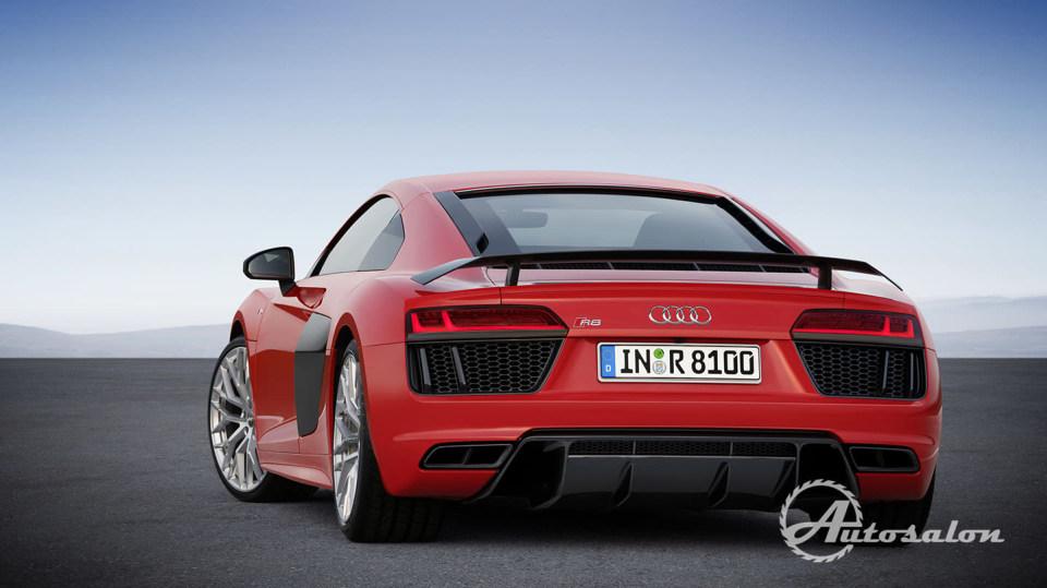 Audi R8 V10 Plus 22