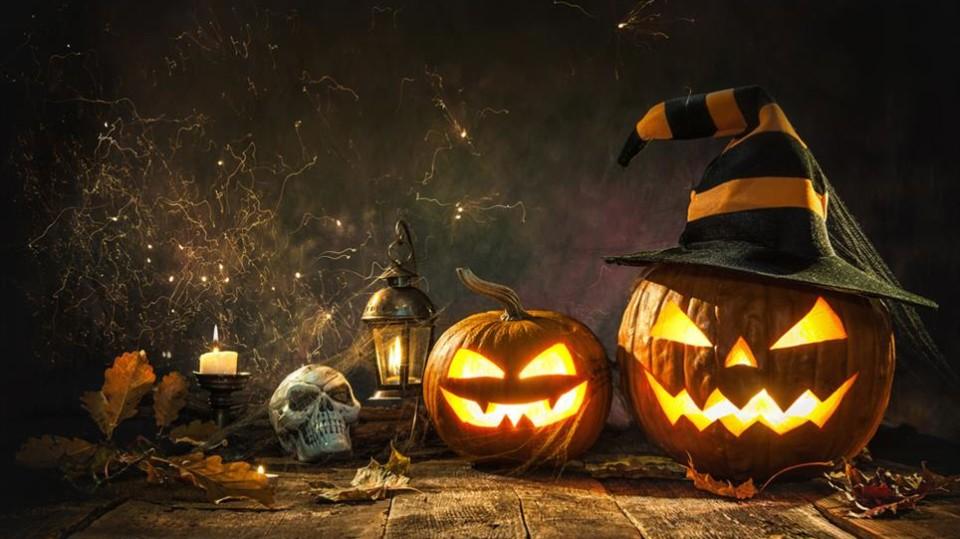 Hallowen ožívá na mnoha místech 7