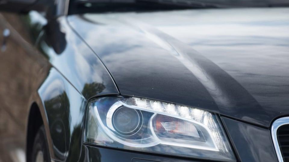 Audi A3 vypadá dobře i po šesti letech a 160 000 kilometrů. 7