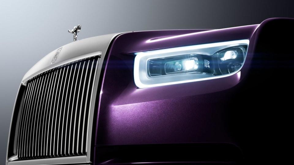 Rolls-Royce Phantom 2018 15
