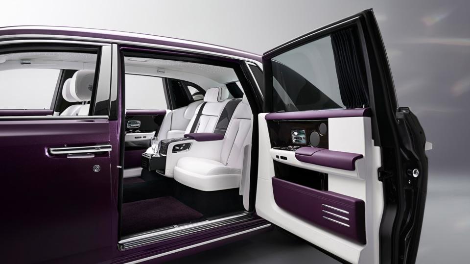Rolls-Royce Phantom 2018 19