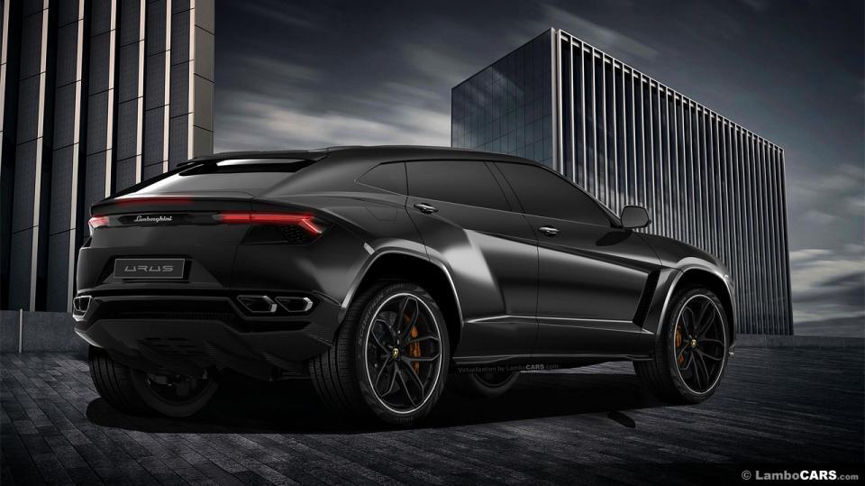 Lamborghini Urus má zaujmout ženy - Obrázek 18
