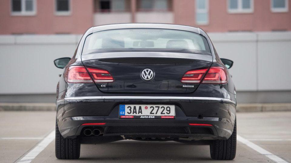Ojetý Volkswagen CC exteriér 6