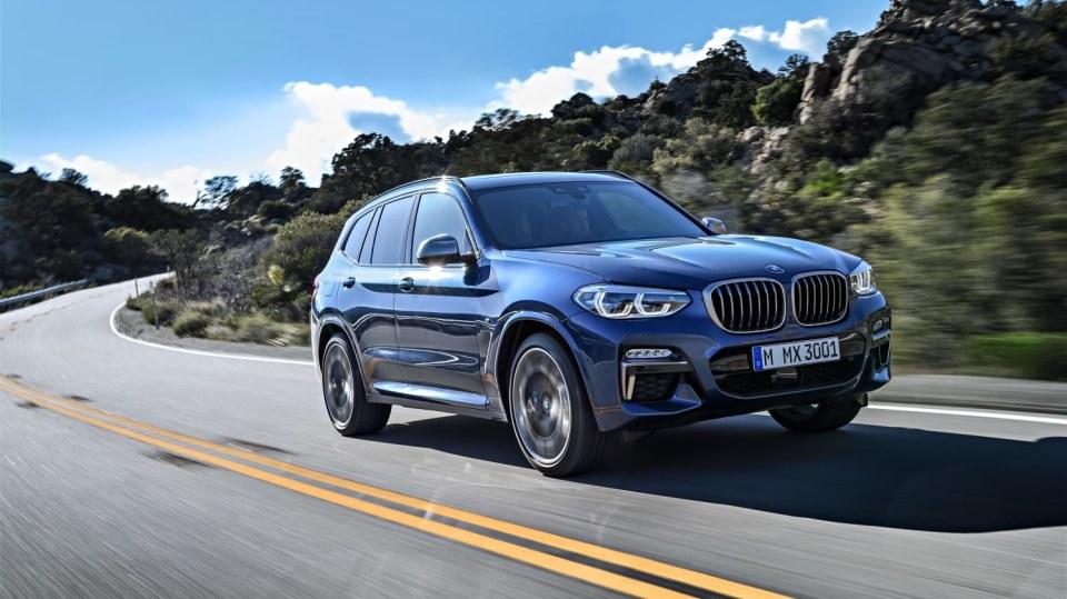 Nové BMW X3 24