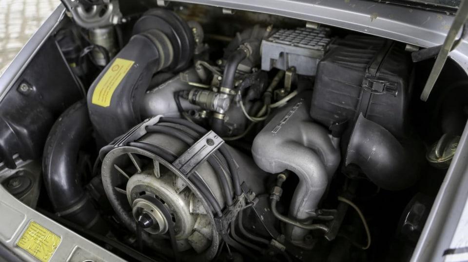 Porsche 911 SC Safari  5