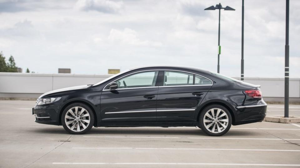 Ojetý Volkswagen CC exteriér 4