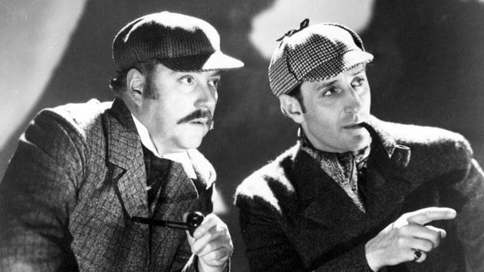 Basil Rathbone - Sherlock Holmes