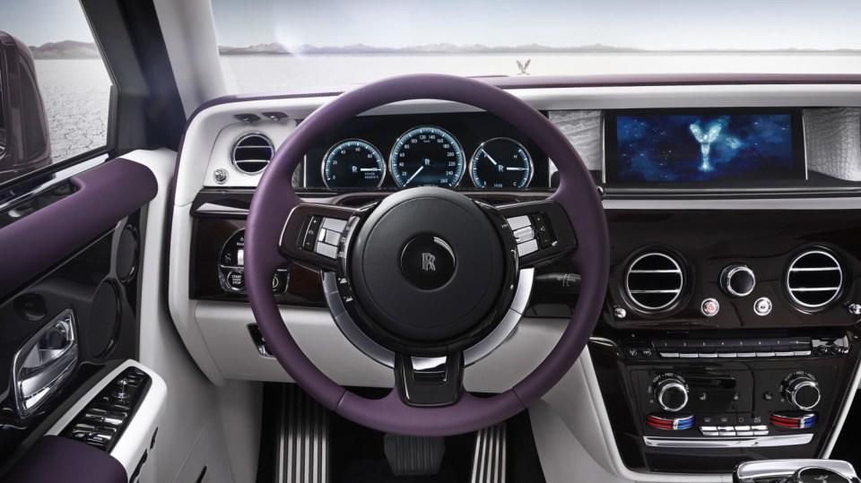 Rolls-Royce Phantom 2018 18