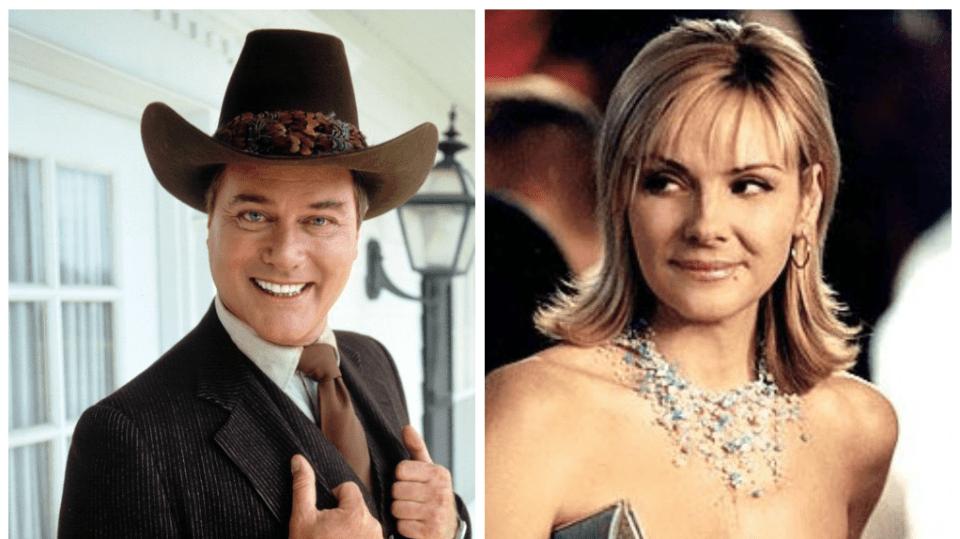 Bitva seriálů: Dallas vs. Sex ve městě