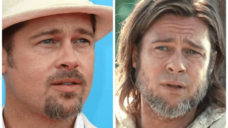 Brad Pitt zestárl snad o deset let ve filmu 12 let v řetězech