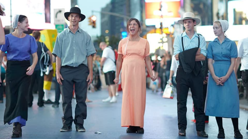 Reality show Breaking Amish