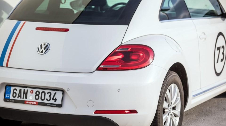 Volkswagen Beetle 1.2 TSI exteriér 8