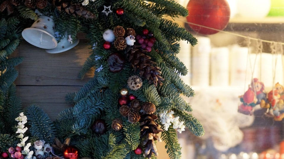 Vůně Vánoc na vás dýchne na tradičních trzích