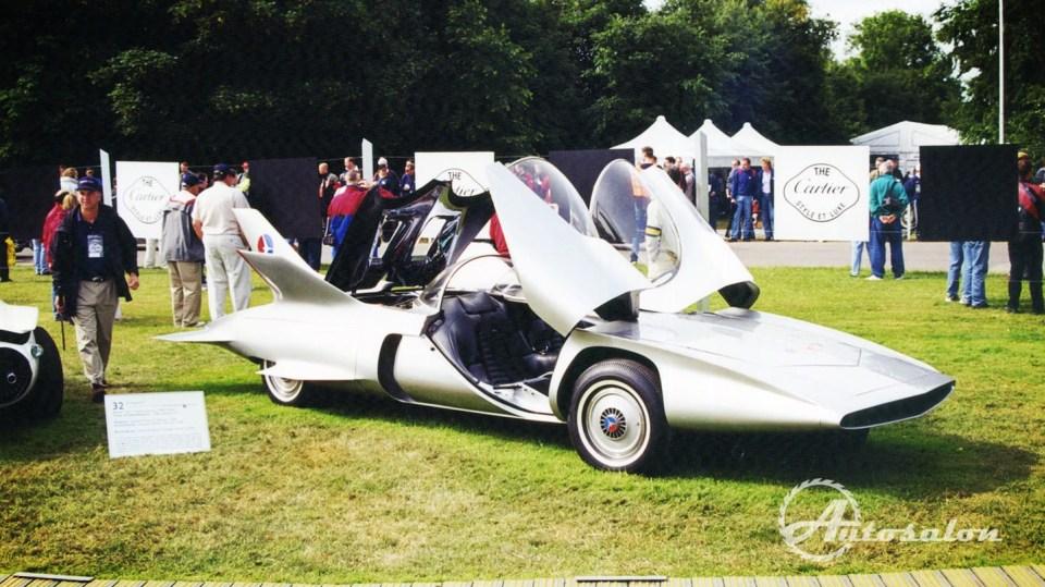 GM Firebird III - Vzpomínka na budoucnost 5