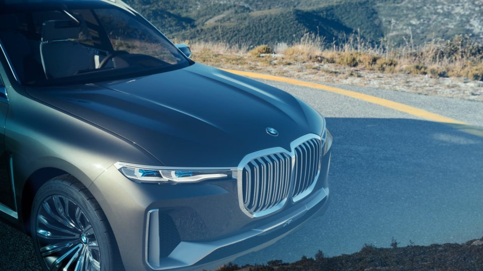 BMW Concept X7 iPerformance 10