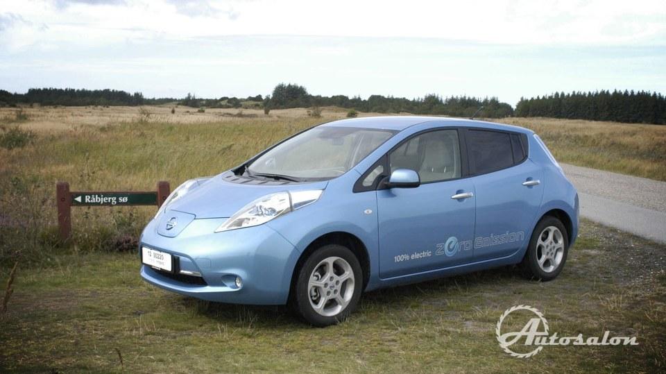 Nissan Leaf 2Gen I 1